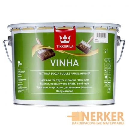 Винха краска антисептик для дерева (Tikkurila Vinha)