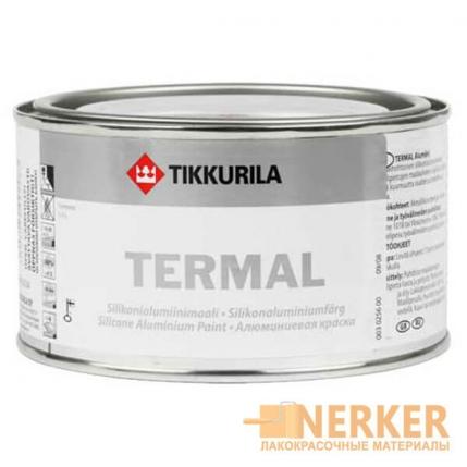 Термал силиконоалюминиевая краска (Termal Silikonialumiinimaali)