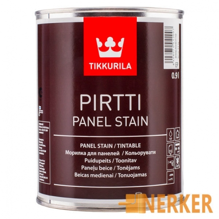 Пиртти морилка для панелей (Tikkurila Pirtti)
