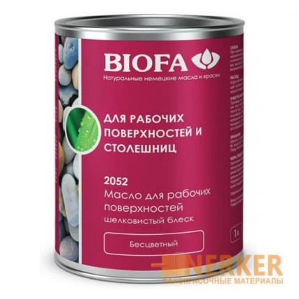 2052 Масло для рабочих поверхностей Biofa (Биофа)