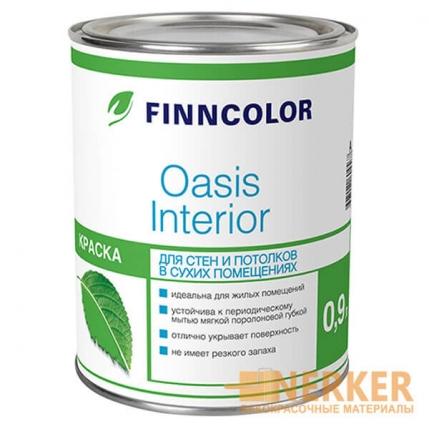 Oasis Interior (Оазис Интериор) краска для стен и потолков