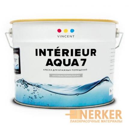 Краска для ванных комнат и кухонь Interieur Aqua I-7 (Интерьер Аква 7)