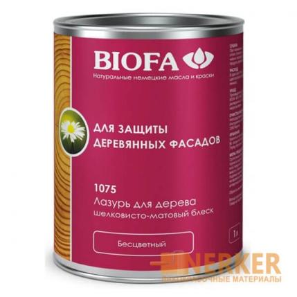 1075 лазурь для дерева Biofa (Биофа)