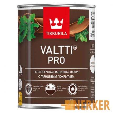 Валтти Про / Valtti Pro защитная лазурь с глянцевым покрытием