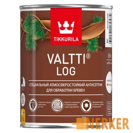 Валтти Лог / Valtti Log атмосферостойкий антисептик для бревен