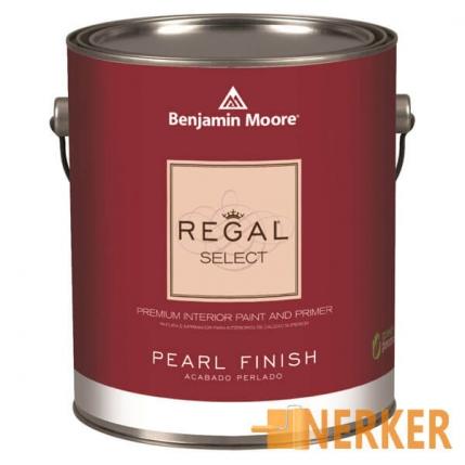 Краска Benjamin Moor Regal Select 550 (Регал Селект)