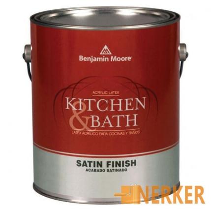 Краска Benjamin Moor Moores K&B For Kitchens & Baths 322