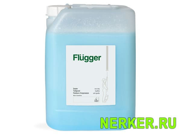 Flugger Sealer non-drip грунт глубокого проникновения Флюгер
