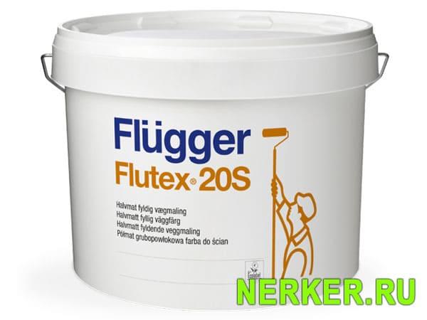 Flugger Flutex 20s / Флюгер Флютекс 20