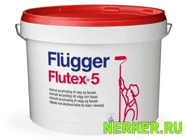 Flugger Flutex 5 / Флютекс 5