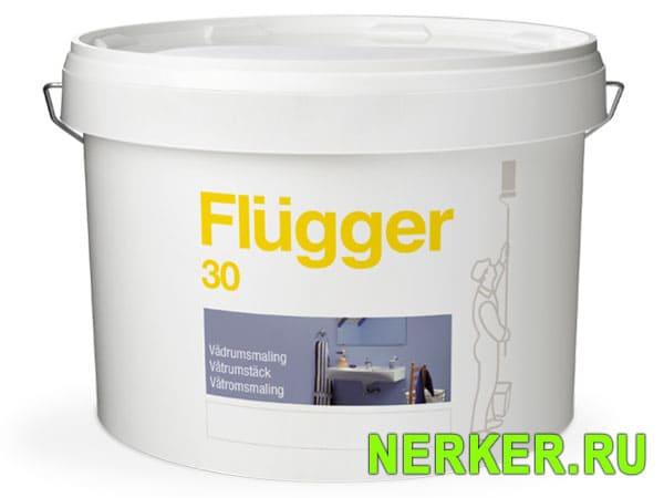 Flugger Wet Room Paint Краска для влажных помещений