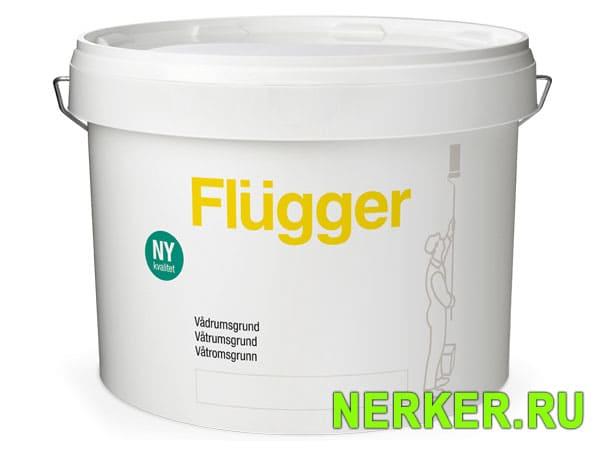 Flugger Wet Room Primer влагостойкий грунт-клей