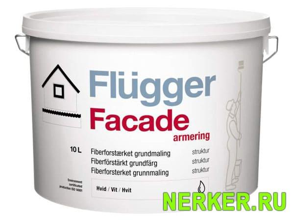 Flugger Facade Armering фасадная грунтовочная краска