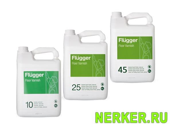 Flugger Floor Varnish Gulvlak Полиуретановый лак для пола
