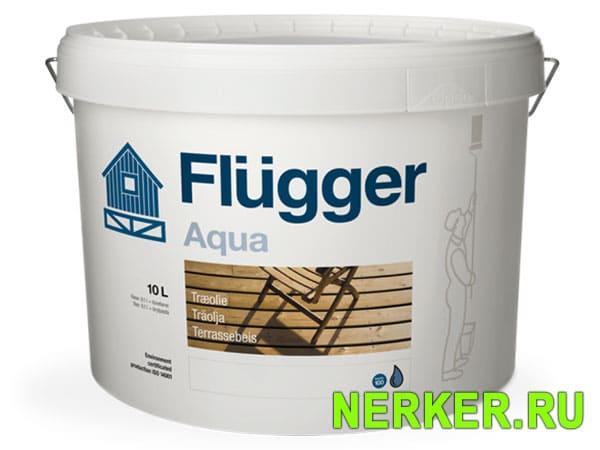Flugger Wood Oil Aqua масло для террас и садовой мебели
