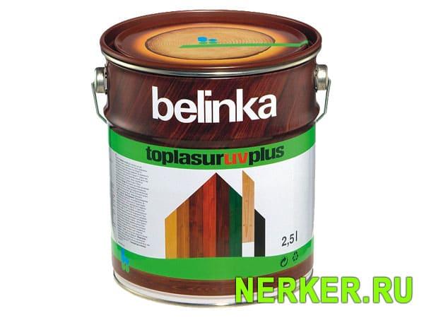Belinka Toplasur UV Plus / Белинка Топлазурь УВ Плюс